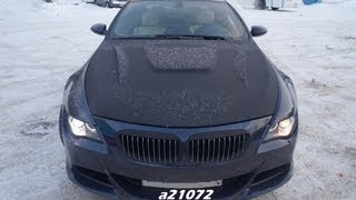getlinkyoutube.com-BMW M6 Тест-драйв.Anton Avtoman.