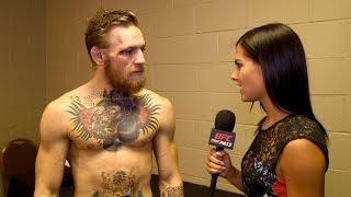 getlinkyoutube.com-UFC 189: Conor McGregor Backstage Interview