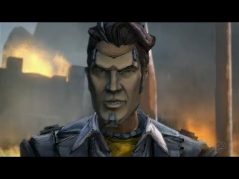 Borderlands 2 Handsome Jack Launch Trailer