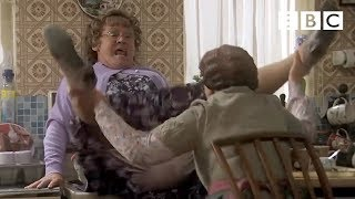 getlinkyoutube.com-Mrs Brown's sticky situation - Mrs Brown's Boys: Preview - BBC One Christmas 2013