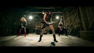 getlinkyoutube.com-CRUCIFIED BARBARA - Rock Me Like The Devil (OFFICIAL VIDEO)