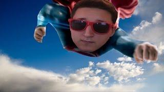 getlinkyoutube.com-MINECRAFT ELYTRA FLYING CHALLENGE   DJOLO SUPERMEN