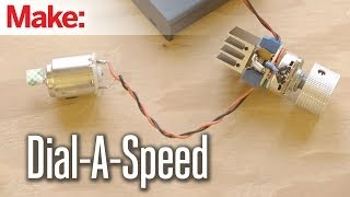 getlinkyoutube.com-Weekend Projects - Dial-a-Speed Motor Controller