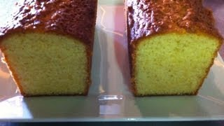 getlinkyoutube.com-CAKE MOELLEUX AU CITRON INRATABLE (CUISINERAPIDE)
