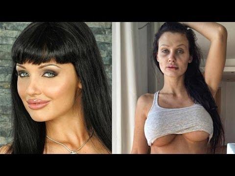Pornstars Without Makeup! Updated