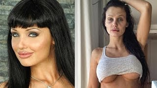 getlinkyoutube.com-Pornstars Without Makeup! Updated - 2017