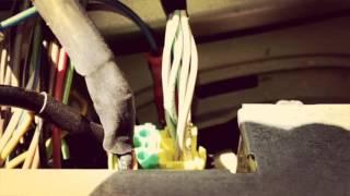getlinkyoutube.com-Instalación cable auxiliar renault scenic