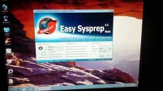 getlinkyoutube.com-test2 Easy Sysprep v4.3 721 Multi Languages