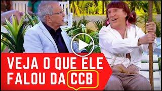 getlinkyoutube.com-Moacyr Franco fala da CONGREGAÇÃO CRISTÃ NO BRASIL
