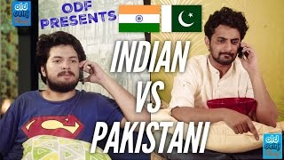 getlinkyoutube.com-India VS Pakistan | Indian calling a Pakistani  (ODF)