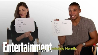 getlinkyoutube.com-The Originals: How Well Does The Cast Know The Show? | Entertainment Weekly