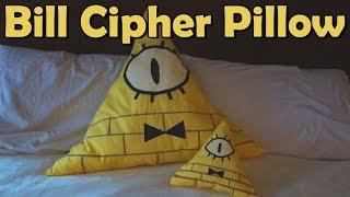 getlinkyoutube.com-Gravity Falls Bill Cipher Pillow