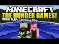 Minecraft The Hunger Games - Catching Fire NEW MAP | ungespielt