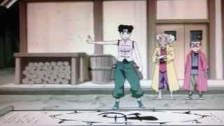 getlinkyoutube.com-Tenten VS Two Ninja