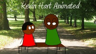 getlinkyoutube.com-Kevin Hart - Almost Lost You Today (Animated)
