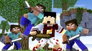getlinkyoutube.com-Minecraft: SOZINHO - SKY WARS ‹ AMENIC ›