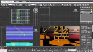 getlinkyoutube.com-Making the 20th Century Fox intro using 3ds Max