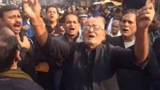 Aaj Bhi Tazkera-e-Karbobala Baaqi Hai | Husainia Qadeem, Chehlum, Allahabad | 21 Nov 2016