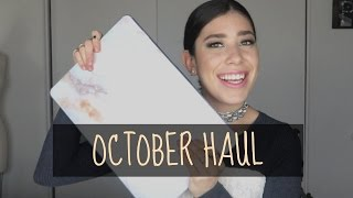 getlinkyoutube.com-October Haul | Uniqfind, Urban Outfitters, Forever 21 & More