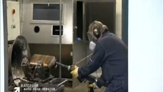 Rußfilter/ Dieselpartikelfilter Reinigung - ARD Ratgeber Auto-Reise-Verkehr