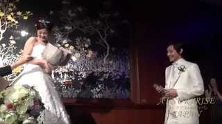 getlinkyoutube.com-フラッシュモブ 結婚式 サプライズ うれしい!たのしい!大好き!  DREAMS COME TRUE Flash Mob