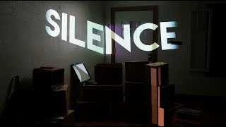 Marshmello-ft-Khalid-Silence-Official-Lyric-Video width=