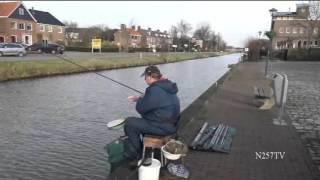 getlinkyoutube.com-Steenbergen vissen in Dinteloord Peter de Koning N257TV
