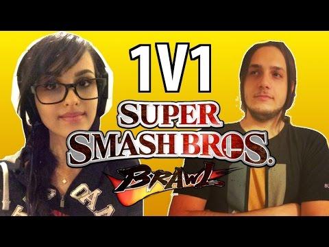 GF Vs BF! Super Smash Bros Brawl!