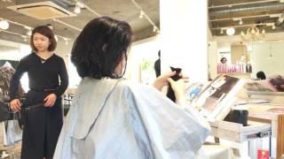 getlinkyoutube.com-ばっさりボブに大変身 ヘアドネーションに髪を届けよう