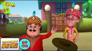 getlinkyoutube.com-Magician - Motu Patlu in Hindi