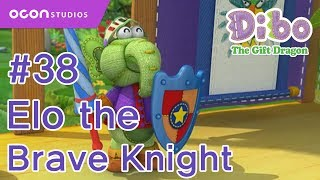 getlinkyoutube.com-[OCON] Dibo the Gift Dragon _Ep38 Elo the Brave Knight( Eng dub)