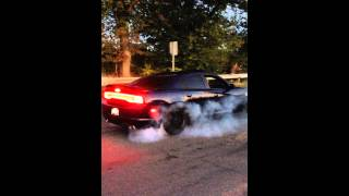 Dodge Charger RT AWD Burnout (93 Diablo Tune)