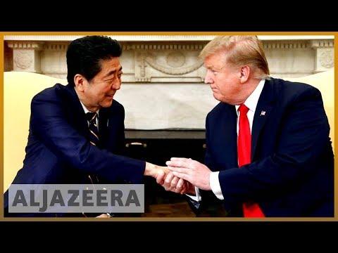 AlJazeera English:As Trumps heads to Tokoyo, Japan's firms brace for trade war impact | Al Jazeera English