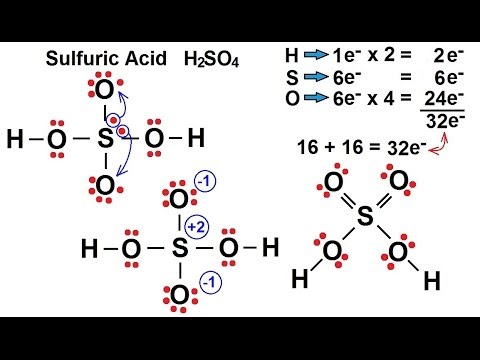 Chemistry - Chemical Bonding (32 of 35) Lewis Structures - Exceptions to the (Separation) Octet Rule