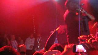 Booba - Bakel City Gang (Live @ Lausanne)