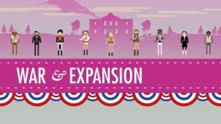 getlinkyoutube.com-War & Expansion: Crash Course US History #17