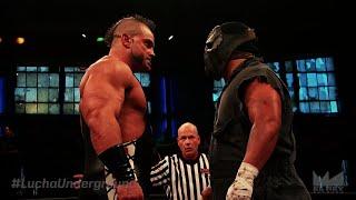 getlinkyoutube.com-Lucha Underground 6/3/16: Cage vs Matanza - LUCHA UNDERGROUND CHAMPIONSHIP