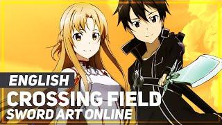 "getlinkyoutube.com-Sword Art Online - ""Crossing Field"" (Acoustic) | ENGLISH Ver | AmaLee"