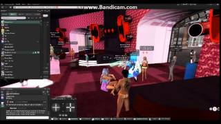 getlinkyoutube.com-Second Life: Club Strike (Trolling) (Ft. Scandinavian Prince)