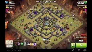 getlinkyoutube.com-BEST TH9 DRAGONS & BALLOONS ( DRAGLOON ) RAID EVER