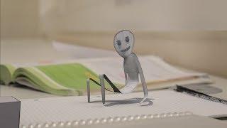 getlinkyoutube.com-Living Paper - Blender Animation by Julius Burton