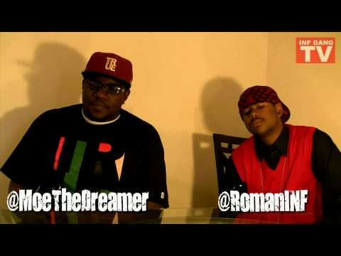 Inf Gang TV Interview With Moe Green (Freshmen Top 10) *Part 1*