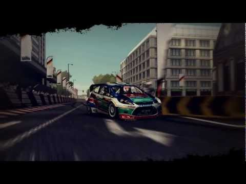 WRC 2 - Gamescom 2011 Trailer