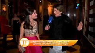 tv fama Larissa Manoela sonha festa de 15 anos penso em um conto de fadas 25 05 2015 mircmirc