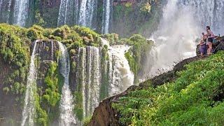 getlinkyoutube.com-Iguazu Falls - Brazil