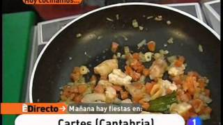 getlinkyoutube.com-Receta de Salteado de marisco con setas   ED