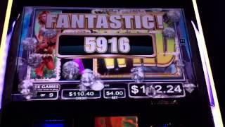 getlinkyoutube.com-Max Bet Temple Tiger Slot Bonus Big Win