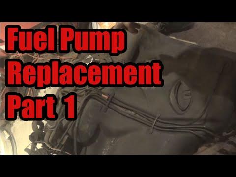 Fuel Pump Replacement: Part 1 [2000 Chrysler 300M]
