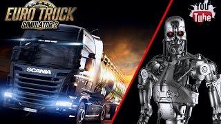 getlinkyoutube.com-Eurotruck Simulator 2 Camion Optimus Prime Editado v 1.21-1.22