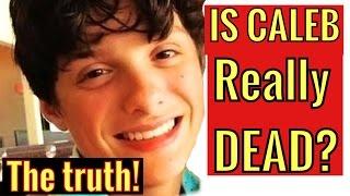 getlinkyoutube.com-CALEB LOGAN DIED? (know the truth)